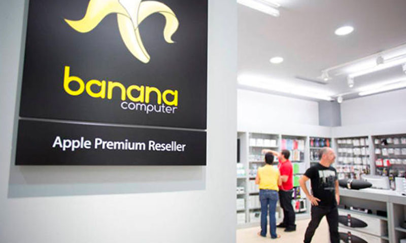 Banana-shop
