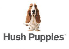 โปรโมชั่นรองเท้าห้ามพลาด Hush Puppies แบรนด์โลโก้น้องหมา ลด 50%